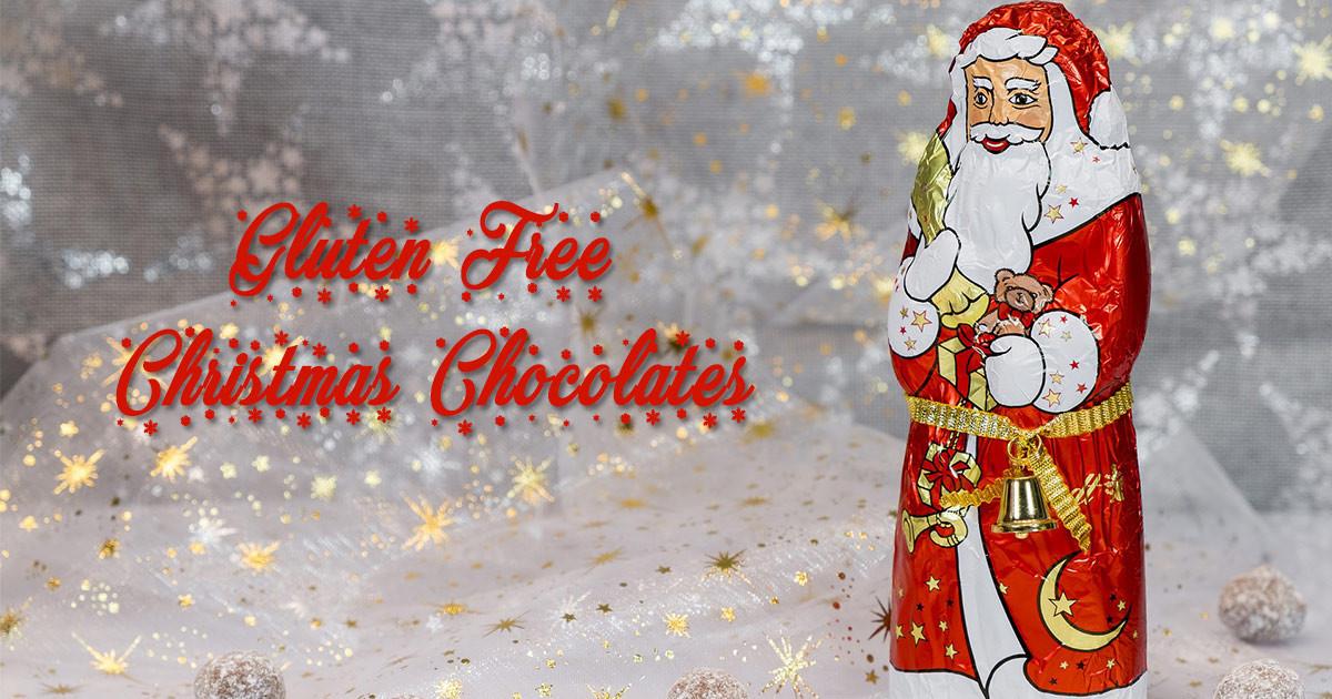 Gluten Free Christmas Chocolates