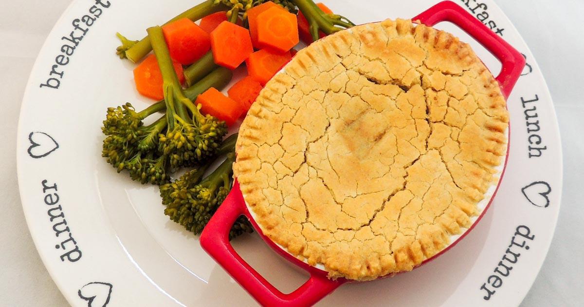 Slow Cooked Steak and Kidney Pie | Recipes | Coeliac Sanctuary