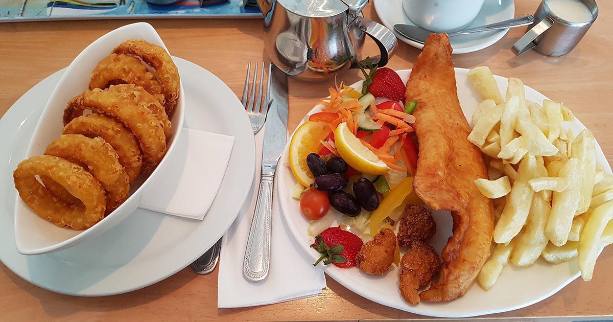 Coastal Cafe and Fish Bar