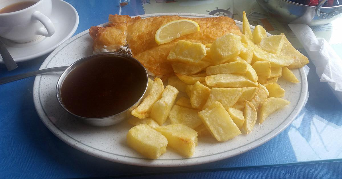 Genie Fish and Chips