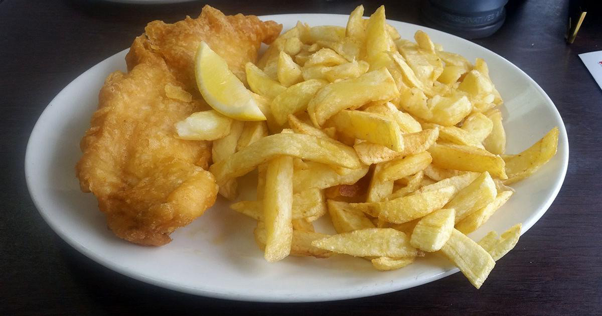 Rossi's Original Fish and Chips